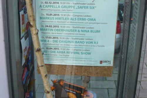 Vitrinengestaltung-Leoben-Innenstadt-Imagio-Herbst-Deko-Dekoration3
